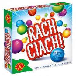 Gra edukacyjna Alexander Rach Ciach
