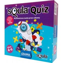 Gra edukacyjna Granna Squla quiz