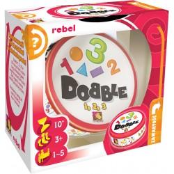 Gra Edukacyjna Rebel Dobble 1 2 3