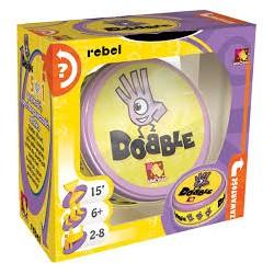 Gra edukacyjna Rebel Dobble 5w1