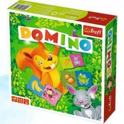 Gra Edukacyjna Trefl Domino