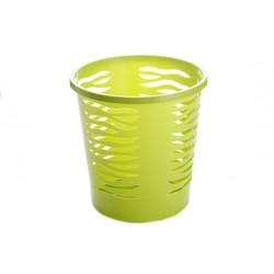 kosz plastikowy zebra biurowy zielony_gdm_130066_EAN_jpg.jpg