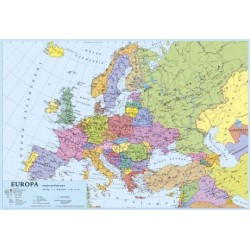 Podkładka Na Biurko Mapa Europy