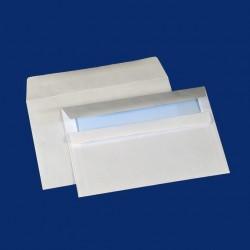 Koperta biała C6 Samoklejąca 1000szt.