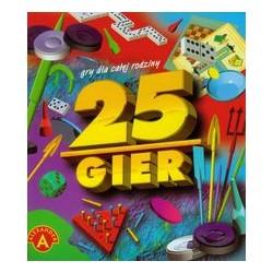 Gra Edukacyjna  Aleksander Zestaw 25 gier