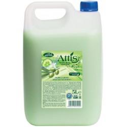 Attis mydło w płynie ogórek i oliwka 5l