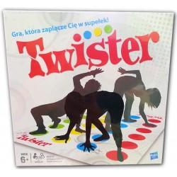 Gra Edukacyjna Hasbro Twister