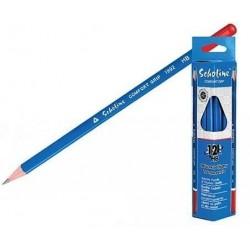 Ołówek Titanum trójkątny HB Scholine