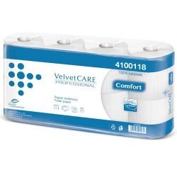 Papier toaletowy Velvet Care 8 rolek