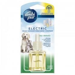 Ambi Pur odświeżacz elektryczny eliminuje zapachy zwierzęce