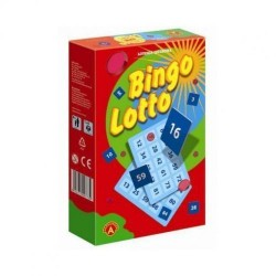 Gra Edukacyjna Bingo Lotto Alexander