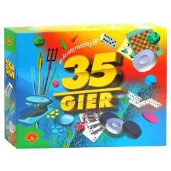 Gra Edukacyjna 35 Gier Alexander