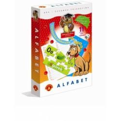 Gra Edukacyjna Alexander Alfabet 11w1