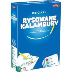 Gra Edukacyjna Tactic Rysowane Kalambury