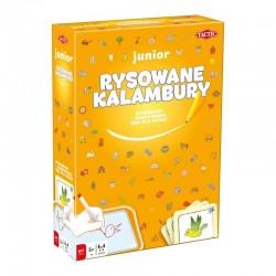 Gra Edukacyjna Tactic Rysowane Kalambury Junior