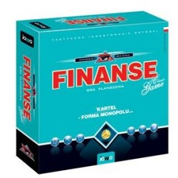 Gra Edukacyjna Jawa Finanse Classic Gra-60