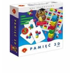 Gra Edukacyjna Alexander Pamięć 3D