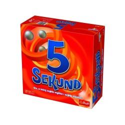 Gra Edukacyjna Trefl 5 Sekund