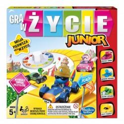 Gra Edukacyjna Hasbro Gra w życie Junior